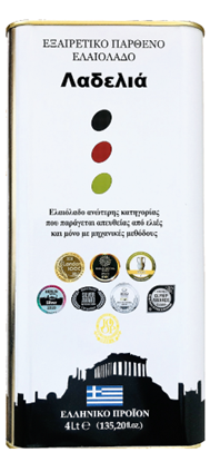 Picture of LADELIA - Award-winning Extra Virgin Olive Oil