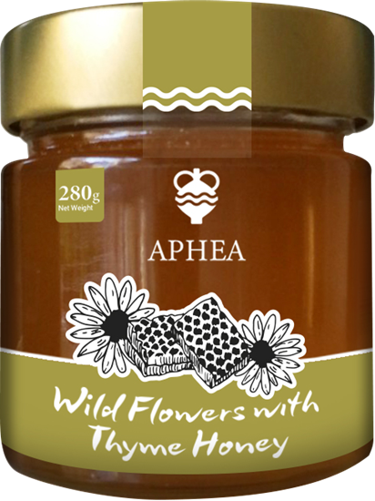 Picture of WILD FLOWERS HONEY