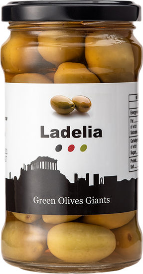 Picture of GREEN OLIVES