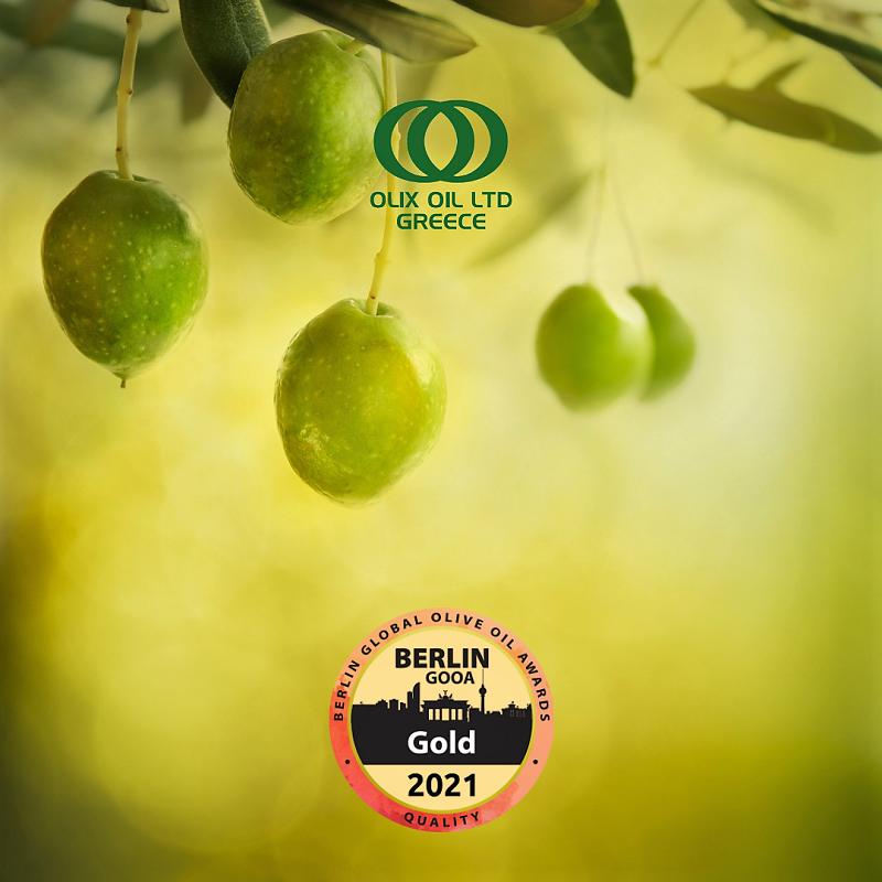 Εικόνα για την κατηγορία Ακόμη 9 ΧΡΥΣΑ Βραβεία Ποιότητας στον Διεθνή Διαγωνισμό BERLIN GOOA 2021