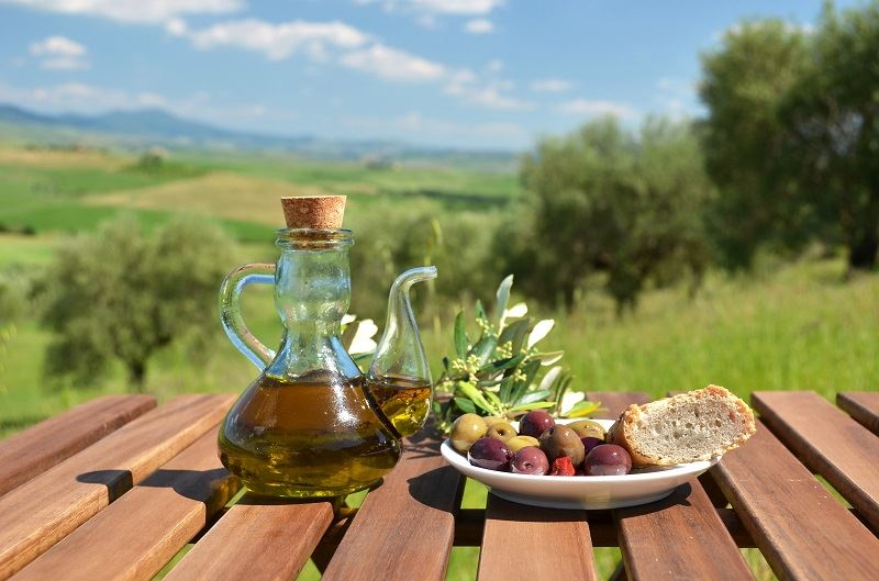 Picture for category MEDITERRANEAN DIET, MAGIC EVERY DAY